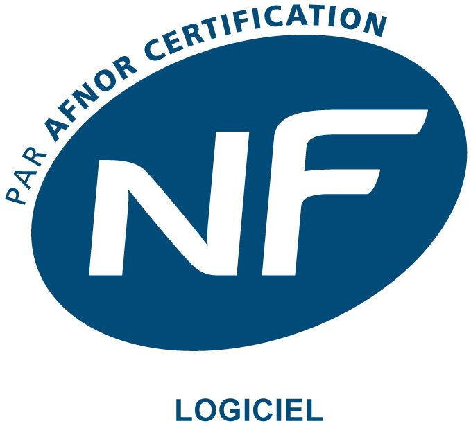 Certification logiciels NF203