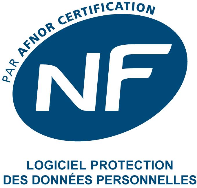Certification logiciels NF552