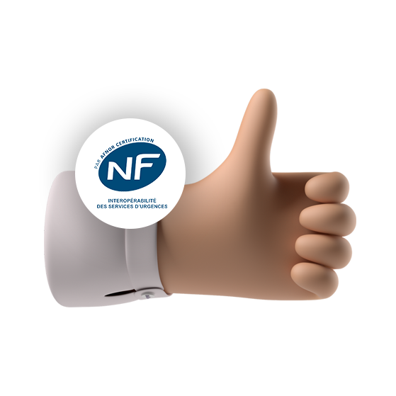 Marques NF NF399